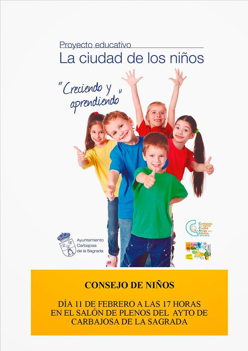 consejo de Niños. Enero 2015