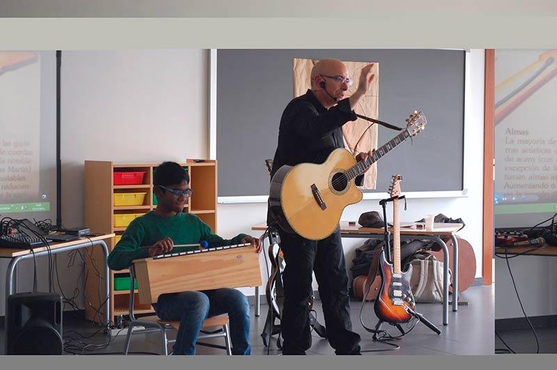 El Genial Suso González Musicarte