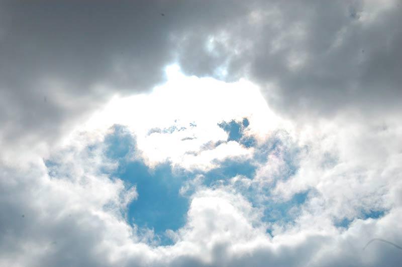 Las nubes de nuestro cielo