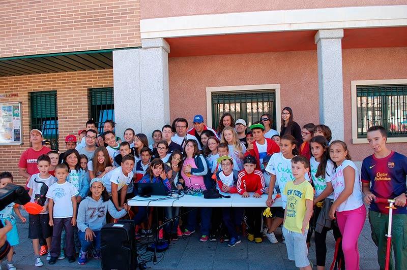 ACTIVIDADES DEL CLUB DE ANIMACIÓN DEL 13 DE JULIO AL 13 DE AGOSTO