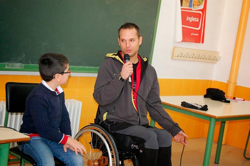Discapacidad y Deporte febrero 2014