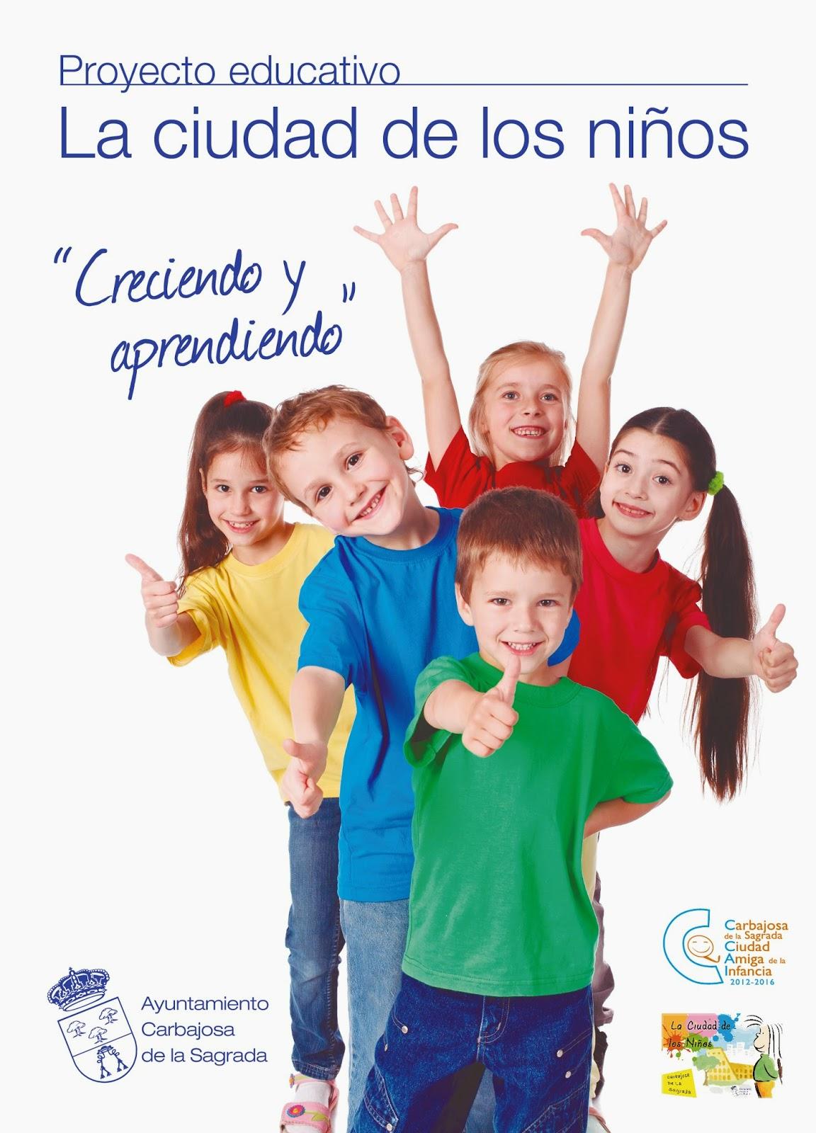 Carbajosa: Primera Jornada Provincial de Educación, Participación y Derechos de la Infancia 28 de octubre 2014