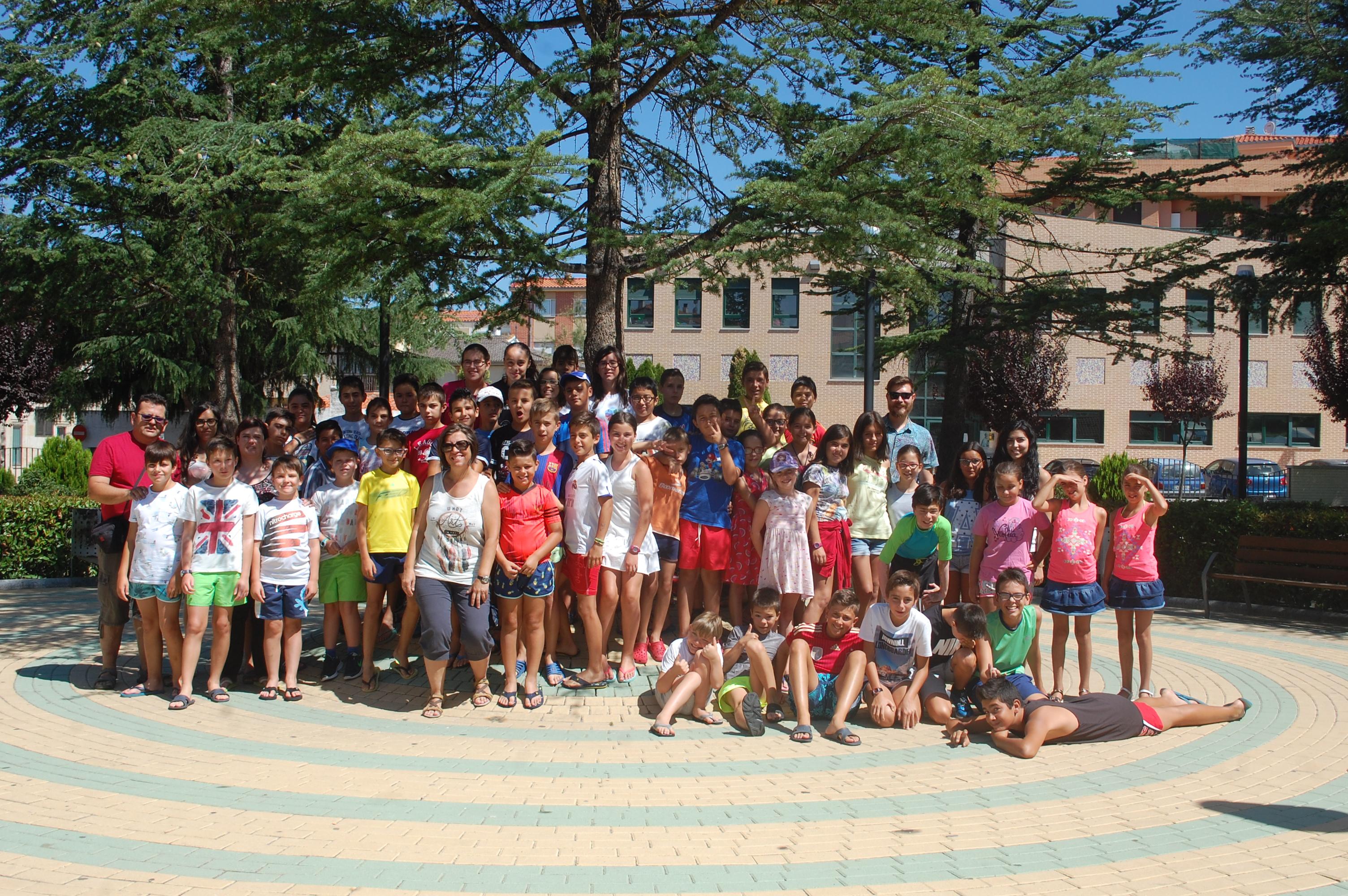 Ciudad de los Niños Verano 2017