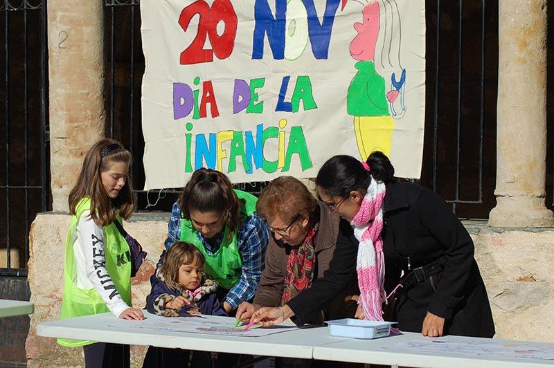 Día Universal de los Derechos de la Infancia