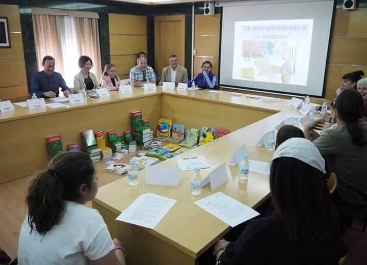 Consejo Ciudad de los Niñ@s 10 años aprendiendo a Ser Solidarios