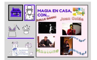 MAGIA EN CASA