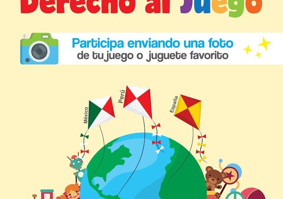 28 de Mayo Día Internacional del derecho a jugar.