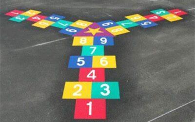 ¿JUEGAS? Ideas para jugar en el patio y en la calle
