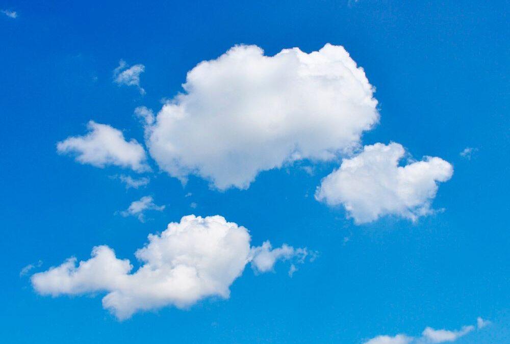 ¡En las nubes! Envíanos fotos de nubes chulas
