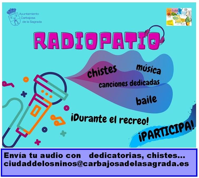 ¡¡¡RADIO PATIO Nuevas Canciones !!!