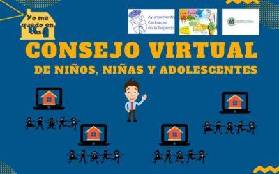 Consejo de Niños,niñas y adolescentes 8 febrero de 2021