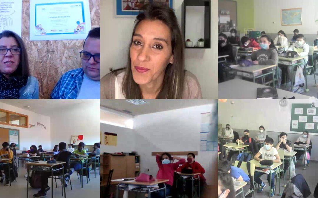 Encuentro Virtual con Jéssica Mazuelas escritora de Carbajosa