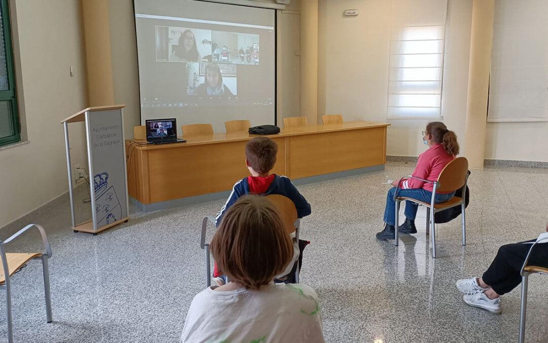 Seleccionados por UNICEF para un estudio europeo sobre participación infantil e inclusión
