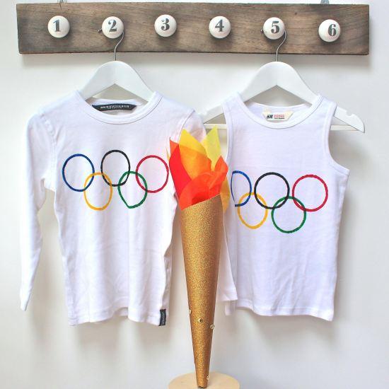 ¡Manualidades sobre Deportes Olímpicos!