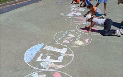 ¡CUIDA EL PRADO DE LA VEGA! ACTIVIDAD REALIZADA EN EL LUDOVERANO DE CIUDAD DE LOS NIÑOS