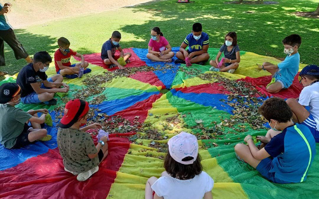 LUDOVERANO: En el Prado de la Vega .Del 2 de julio al 13 de agosto . Sigue aquí las actividades que hemos hecho.