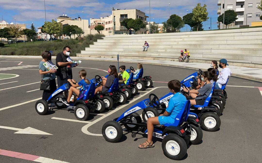 Fotos de las jornadas Cars de pedales con Ciudad de los Niños en la Semana de la Movilidad 2021